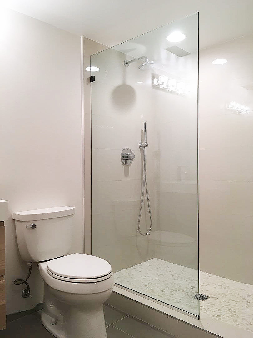 seamless dreamline glass showers enclosures door shower homepage doors frameless hinged and aqua tub