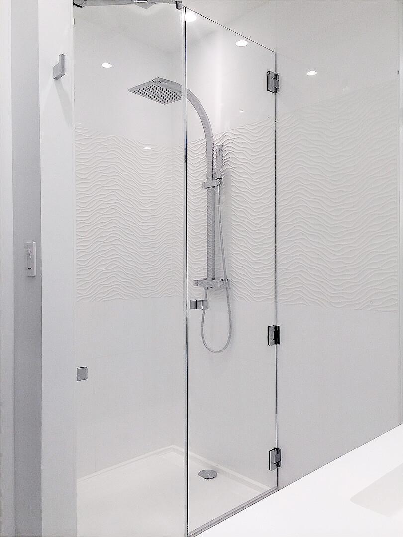 Custom Euro Gl Frameless Shower Doors Bethesda Md